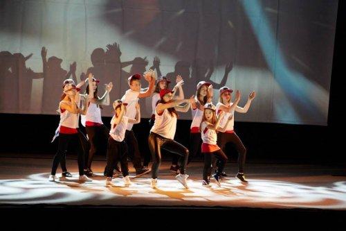 Street dance Velcí drsňáci