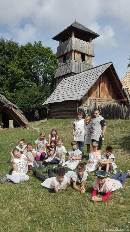 Tábor - Týden na Velké Moravě II.