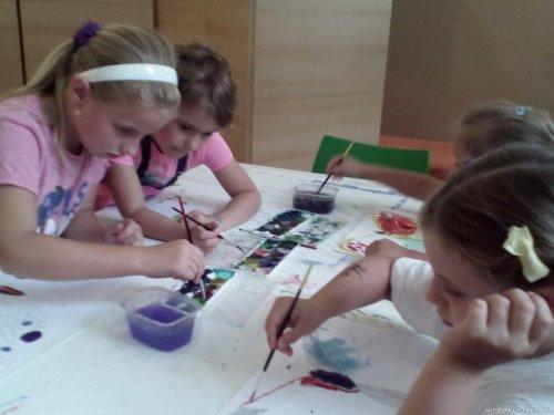 Týden s malíři pro děti 4 - 7 let