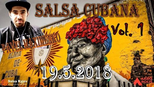 Salsa workshop Uherské Hradiště