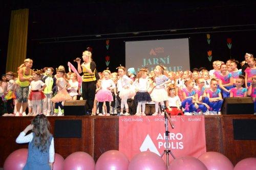 Děti z Akropolis okouzlily publikum