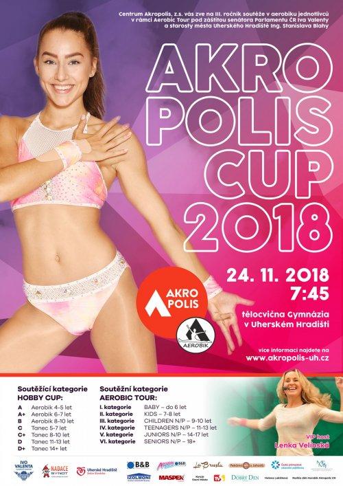 AKROPOLIS CUP Uh. Hradiště 2018 - jednotlivci
