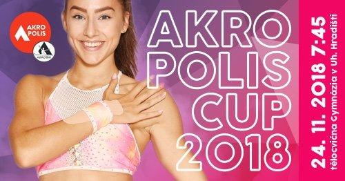 Počet účastníků Akropolis Cupu rok od roku roste!