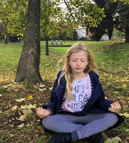 Mindfulness - cesta k duševní pohodě pro děti a rodiče
