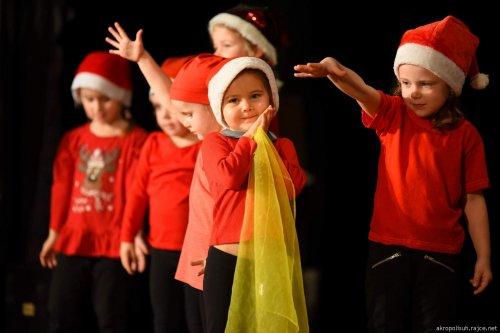 Vánoční vystoupení očima Míši Breznické