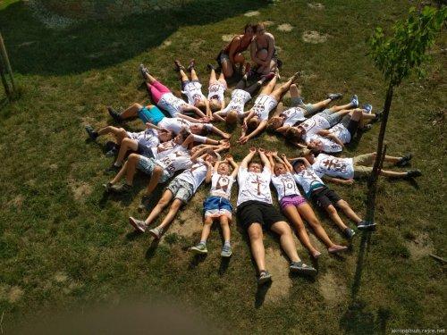 Tábor - Týden na Velké Moravě I.    (8. - 12. 7. 2019)