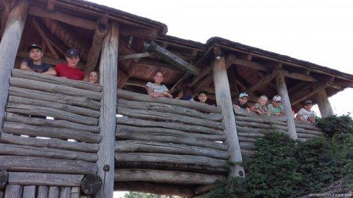 Tábor - Týden na Velké Moravě II. (15. - 19.7. 2019)