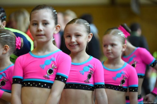 Tábor - Aerobik fitness kategorie BABY                           a KIDS 19.-23.8.2019