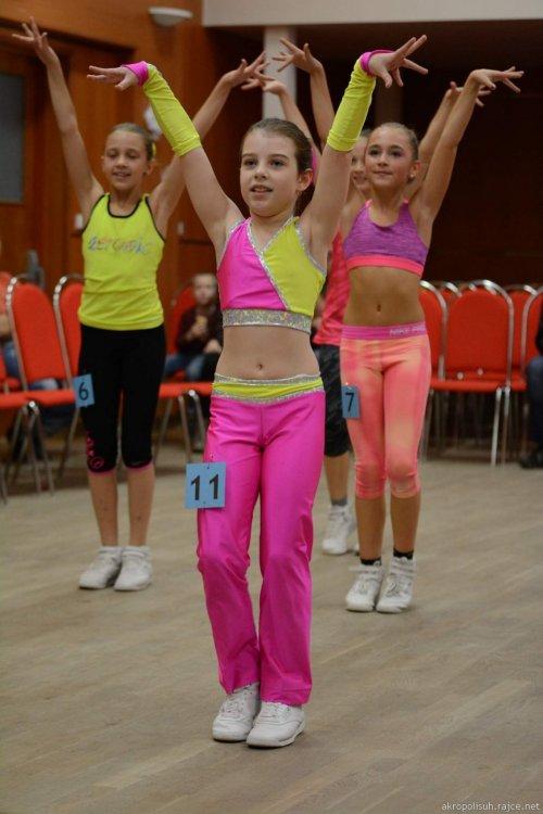 V Akropolis se rodí taneční talenty