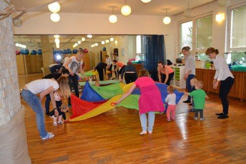 Zdravý rozvoj dětí od 1 do 3 let