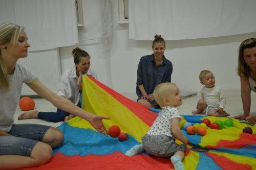 Zdravý rozvoj dítěte  0,6 - 1 rok