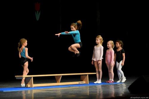 Gymnastika pro děti