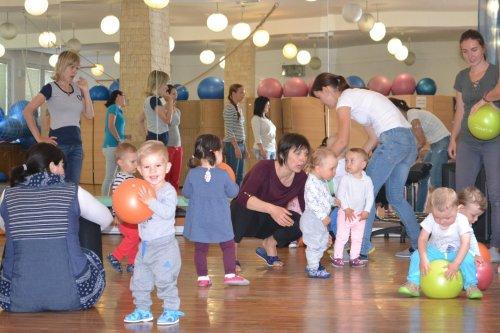 Prázdninový zdravý rozvoj dětí od 1 do 3 let
