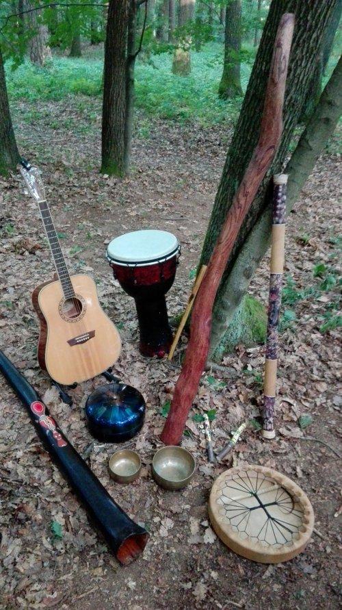 Relaxace s hudbou a příběhy