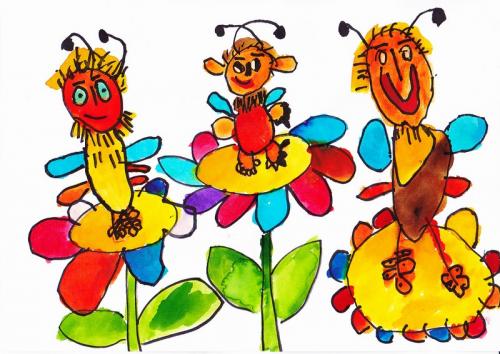 Včelí medvídci I. pro děti 4 - 6 let