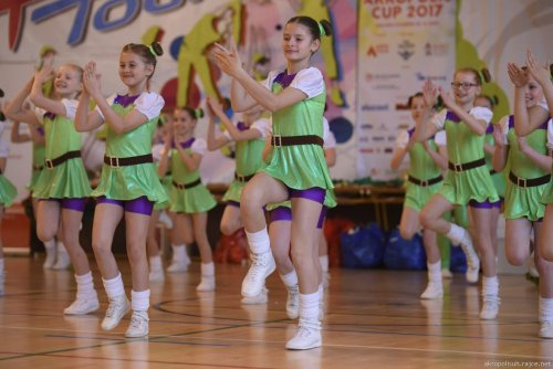 Nábor dětí do Aerobiku a Street dance v Akropolis